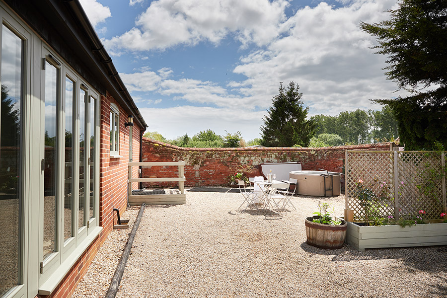 The Sheepshed at Manor Mews Norfolk Holiday Cottages - Luxury self-catering Norfolk cottage holidays