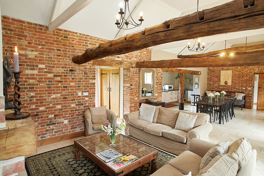 The Stables at Manor Mews Norfolk Holiday Cottages - Luxury self-catering Norfolk cottage holidays