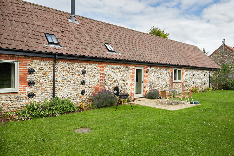 The Piggery at Manor Mews Norfolk Holiday Cottages - Luxury self-catering Norfolk cottage holidays